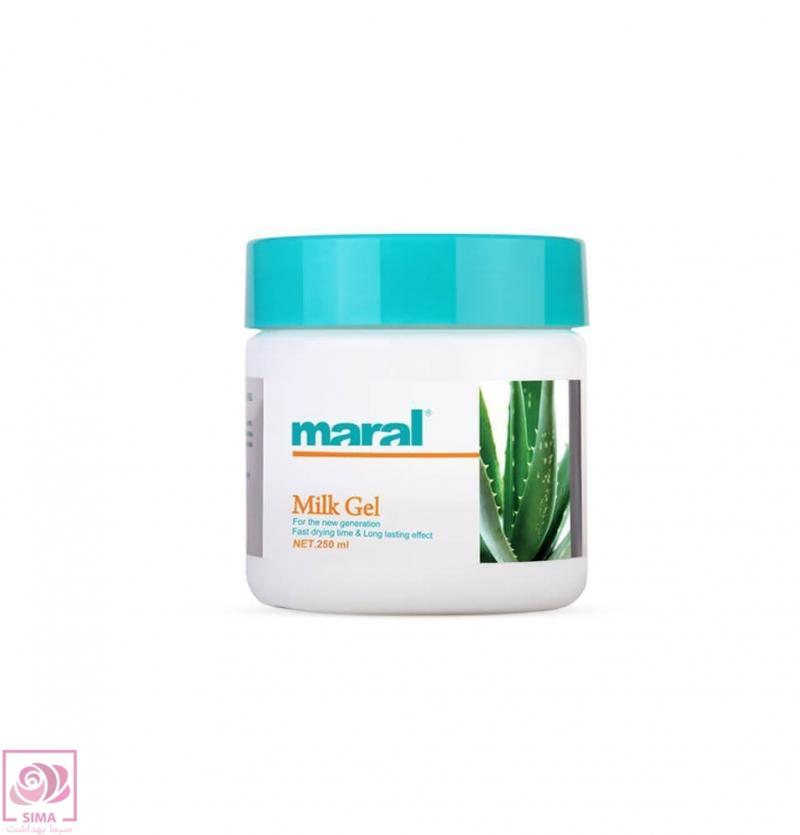 میلک ژل مارال - 250میلی
